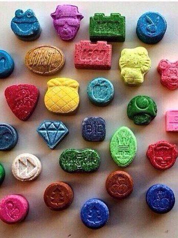 MDMA estacy pills