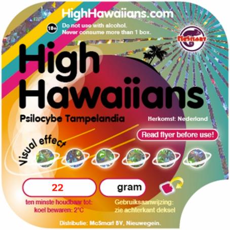 Magic Truffles High Hawaiians